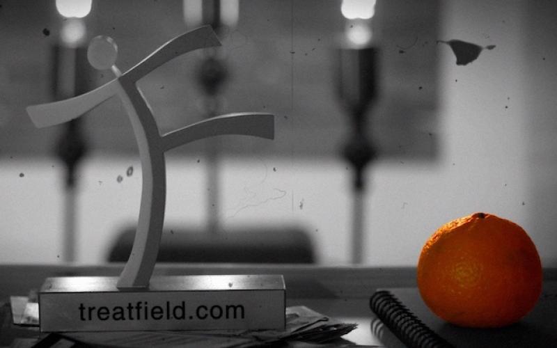 Апельсин. Человечек Тритфилд