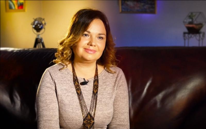 Психолог Татьяна Квитка. Видео