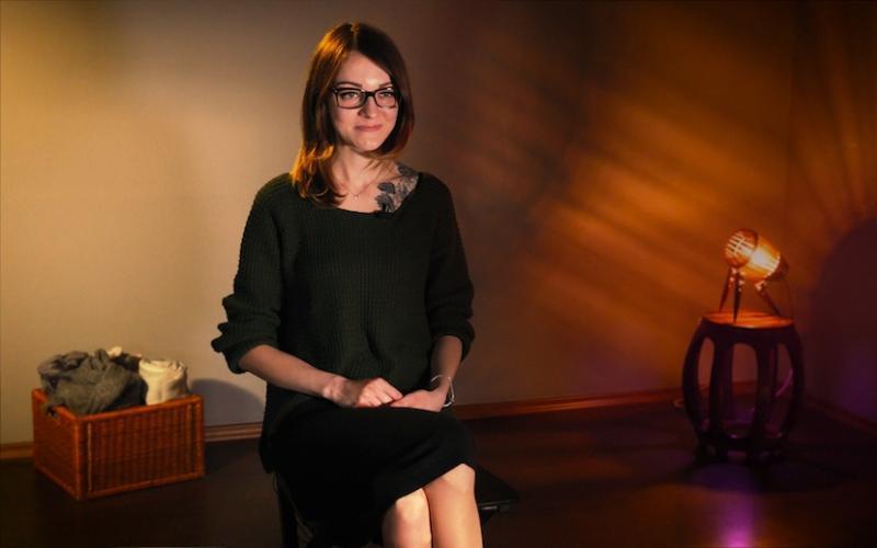 Психолог Алина Шумак. Видео