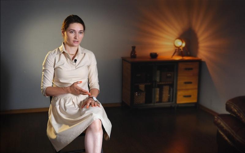 Леся Лориашвили о скрытой депрессии