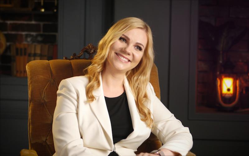 Визитка. Психолог Мария Лемещук