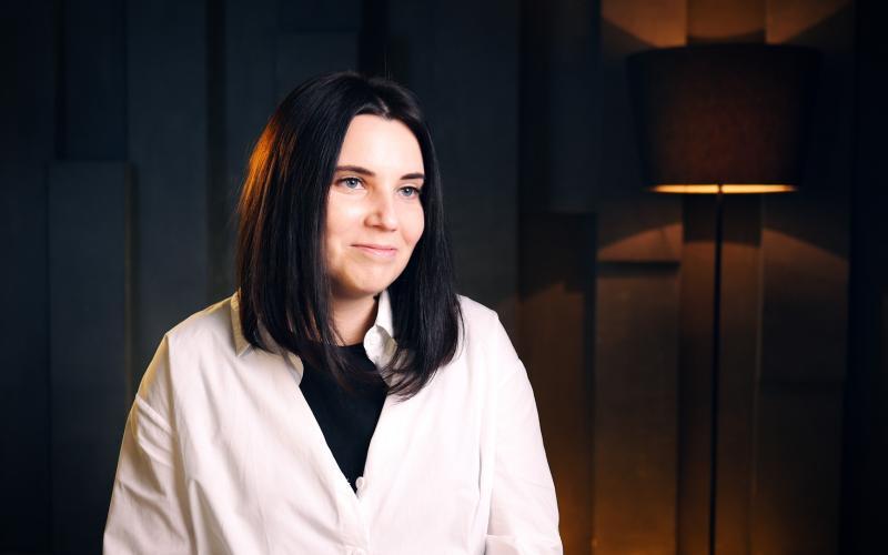 Візитка. Психолог Олена Сергєєва