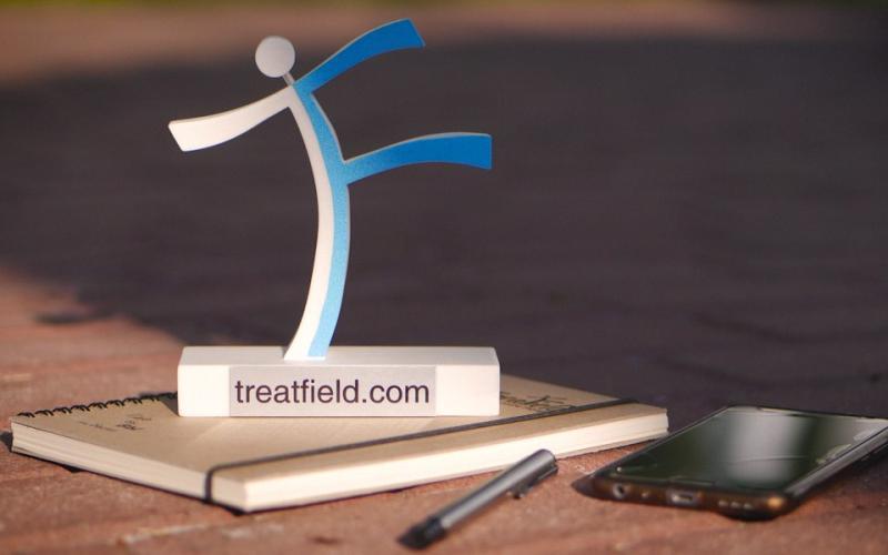 Тритфилд, тетрадь, образование