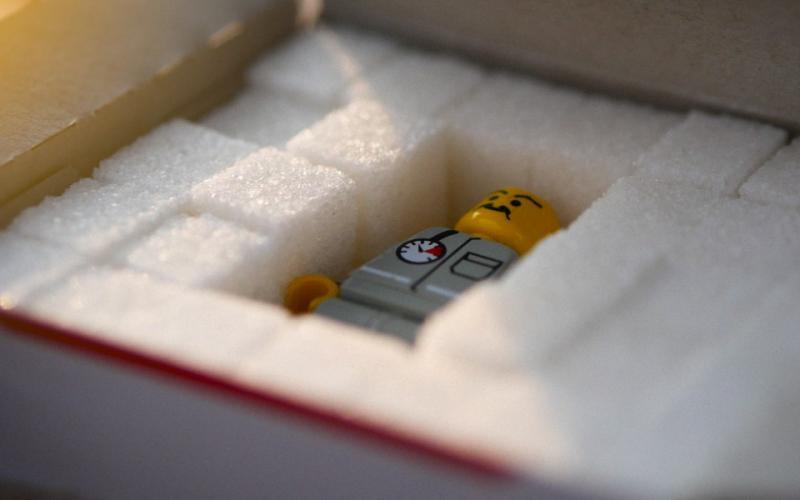 Лего и сахар