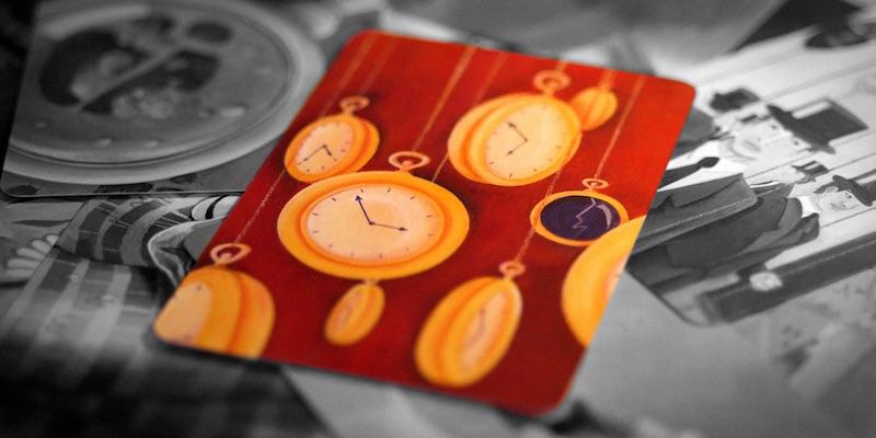 Часы карты диксит. Статья следовать ли правилам