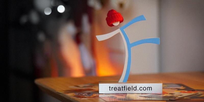 человечек Тритфилд на картах диксит