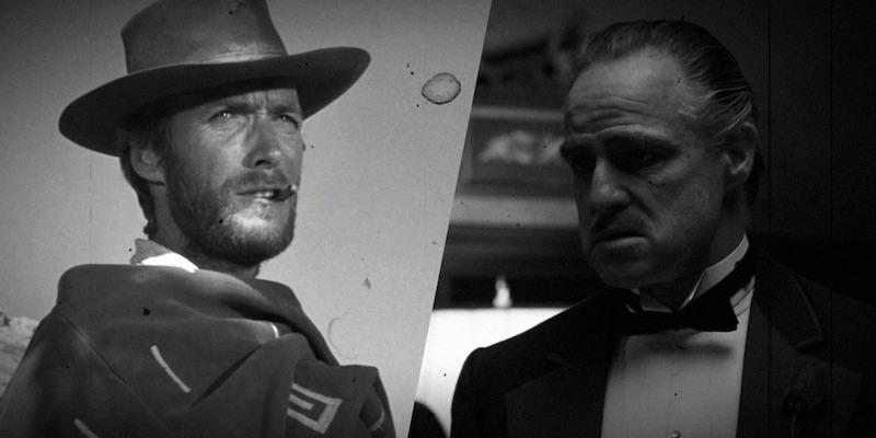 Клинт Иствуд и Аль Капоне