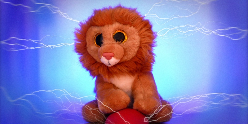 Львенок, электричество, мотивация