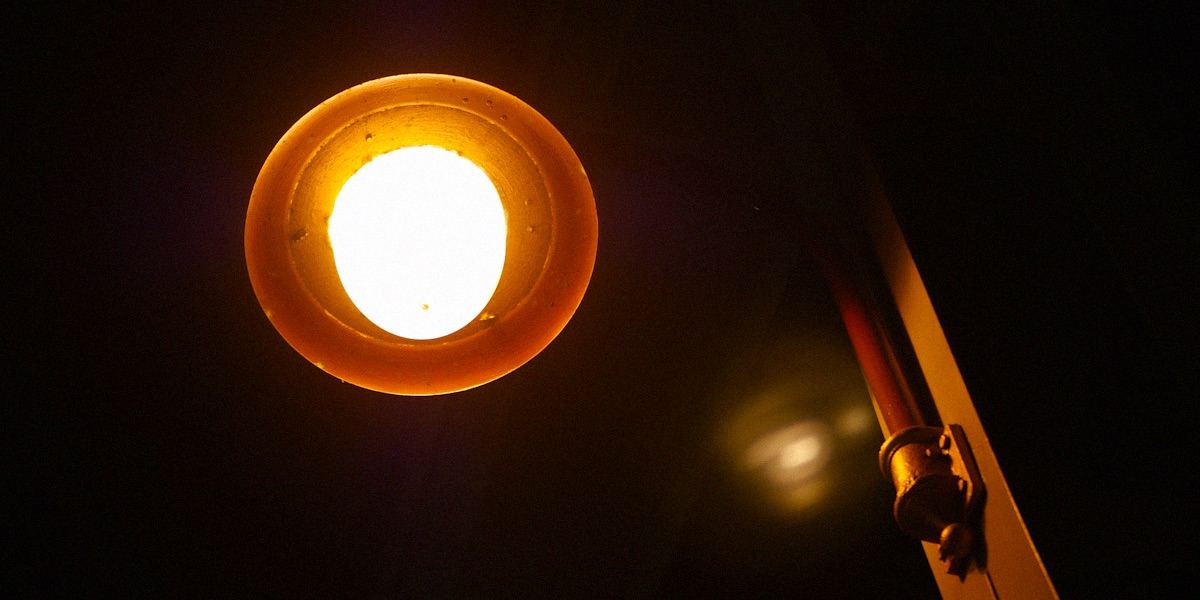 Ночная лампа
