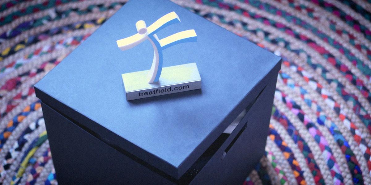 Коробка, тритфилд