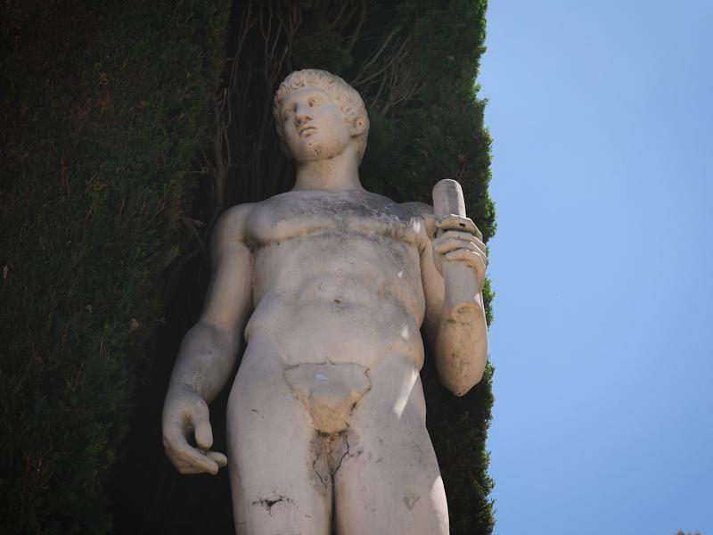 статуя, отношения любви