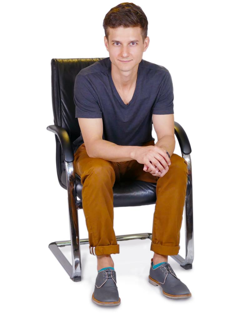 Психолог Антон Федорец