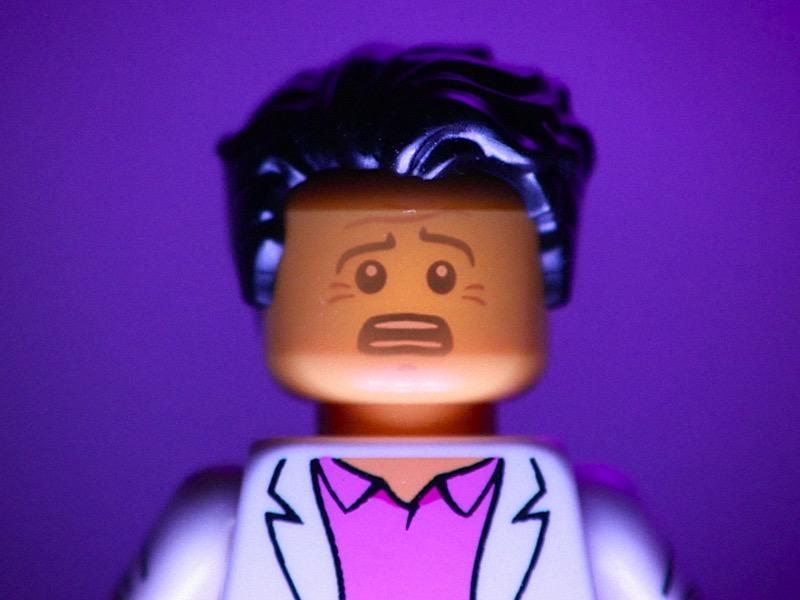 Лего. Тревожное расстройство