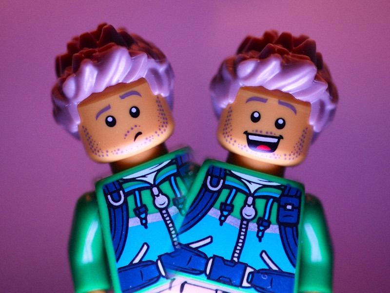 Лего. Биполярное расстройство