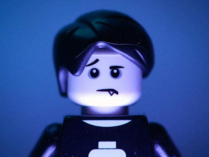 Лего. Депрессивное расстройство
