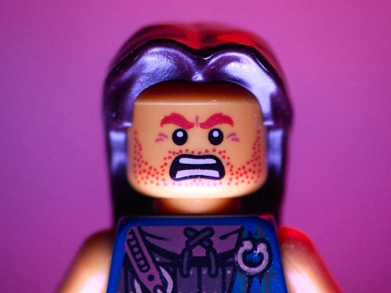 Лего. Обсессивно-компульсивное расстройство