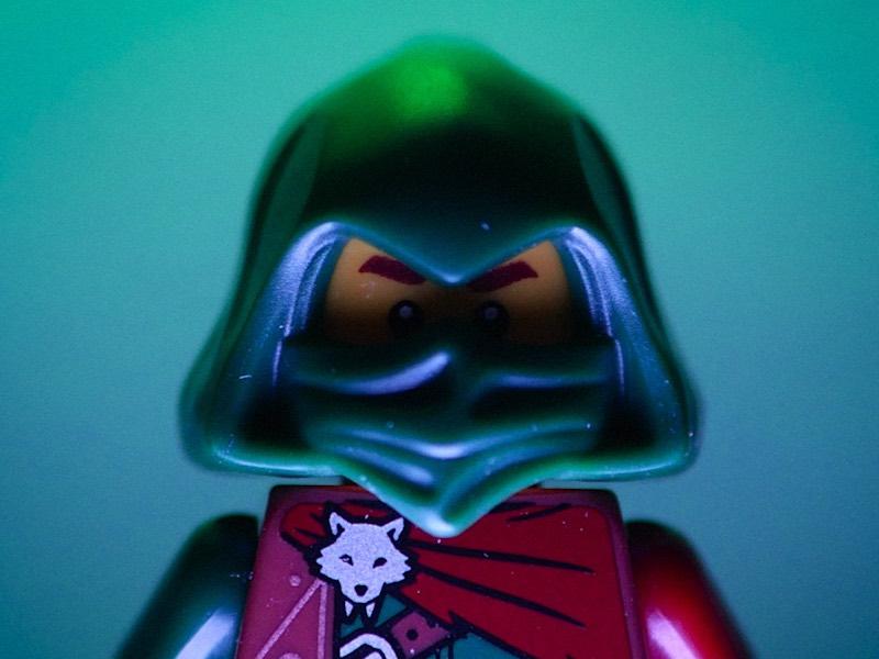 Лего. Социофобическое расстройство
