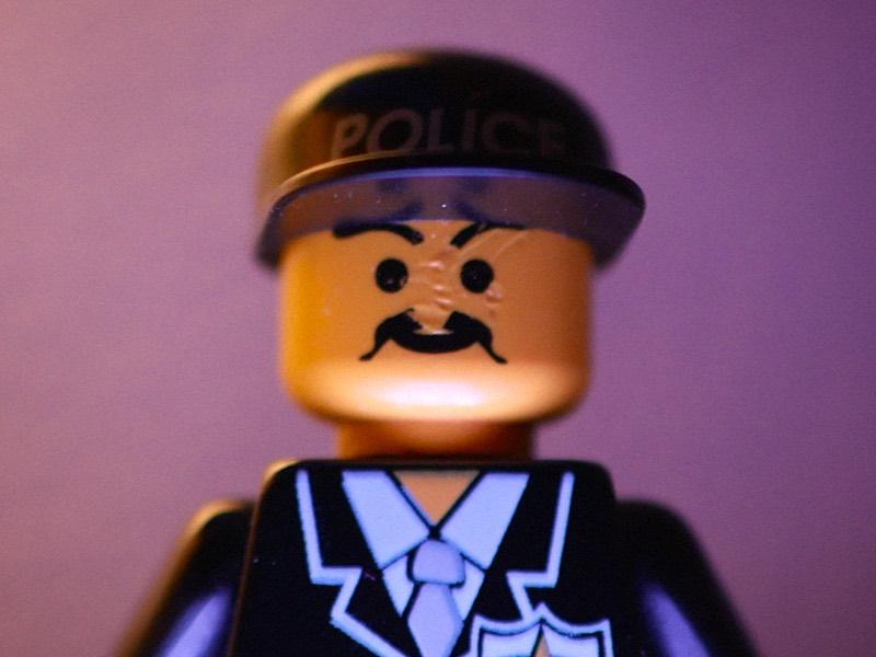 Лего. Посттравматическое стрессовое расстройство