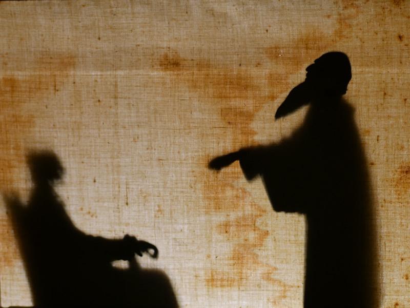 Тень терапевта, страхи
