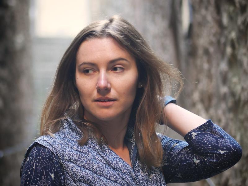 Алена Гапак, редактор Тритфилд