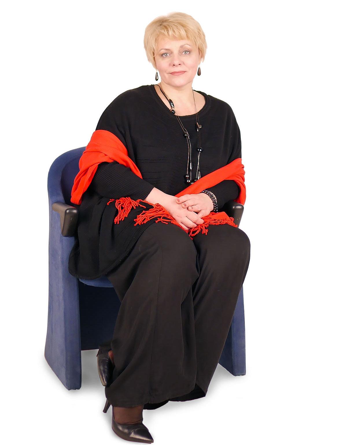 Психолог Алена Полуденная
