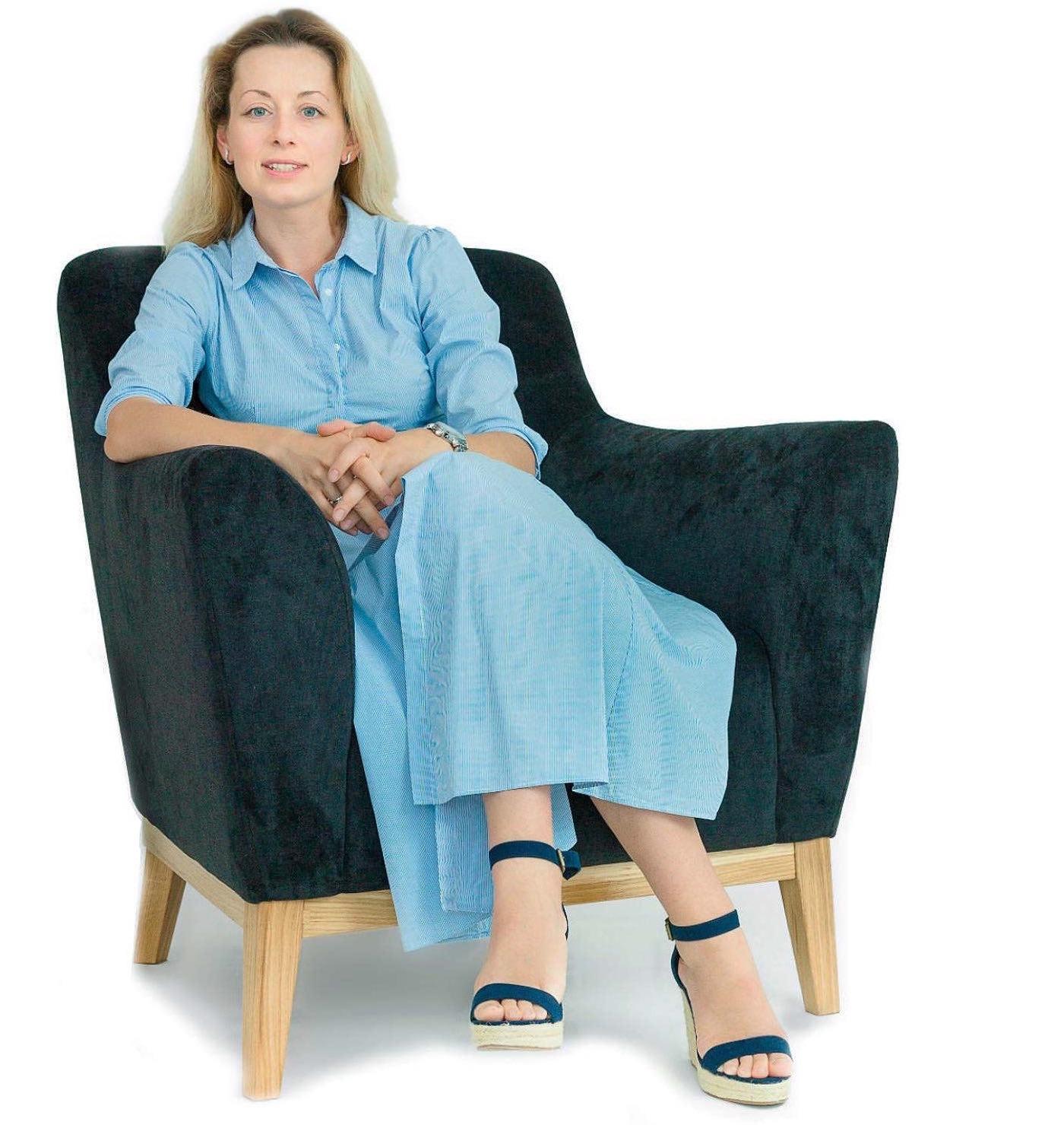Психолог Надежда Табакова