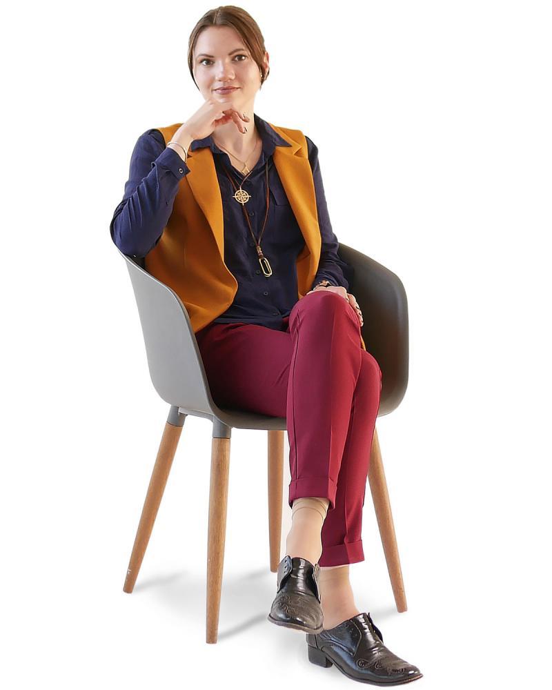 Психолог Юлия Ткаченко
