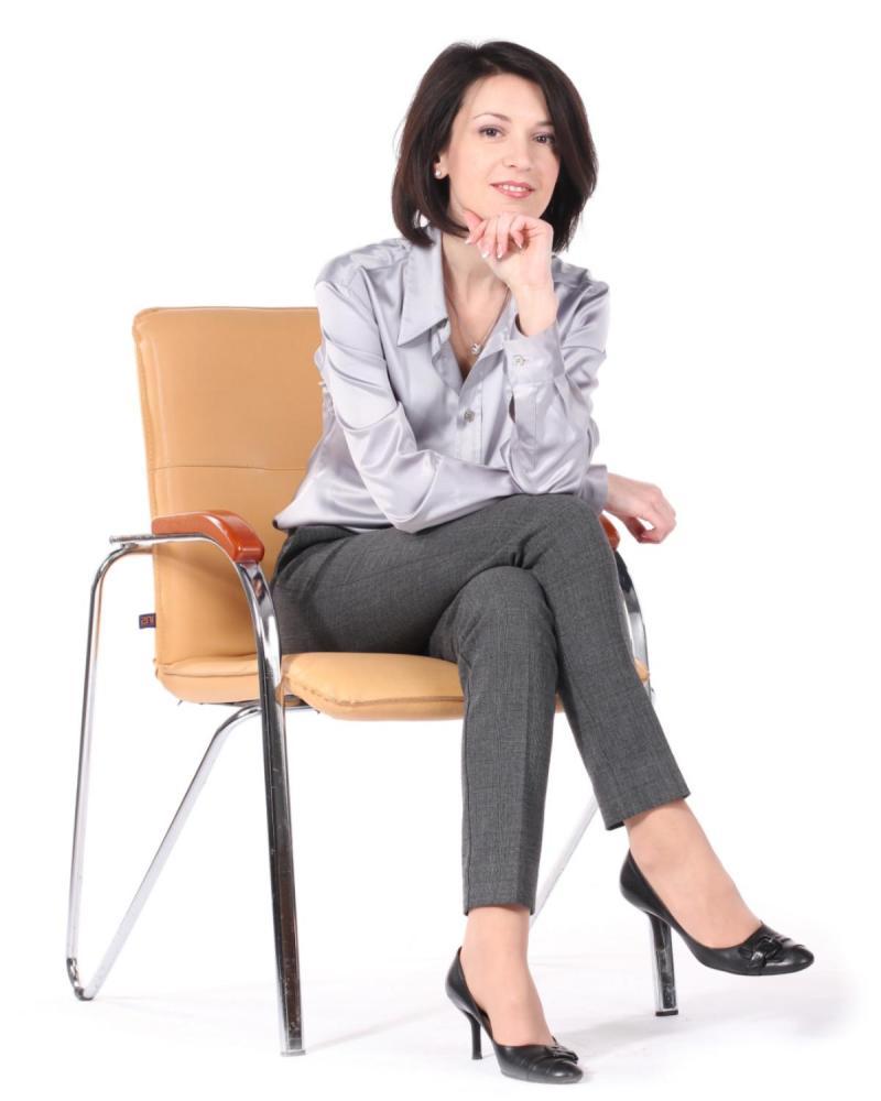 Психолог Елена Дубинник
