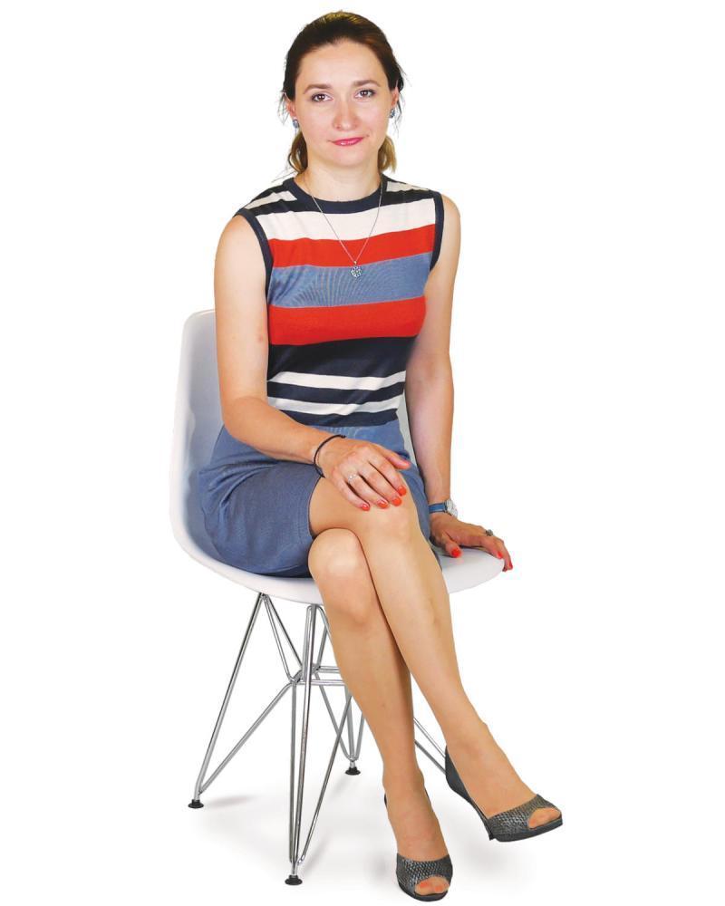 Психолог Леся Лориашвилли