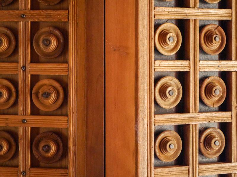 Дверь и обсессиность