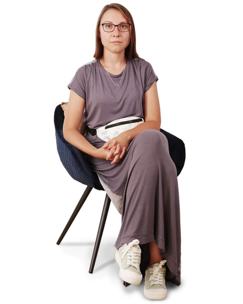 психолог Алена Галицына