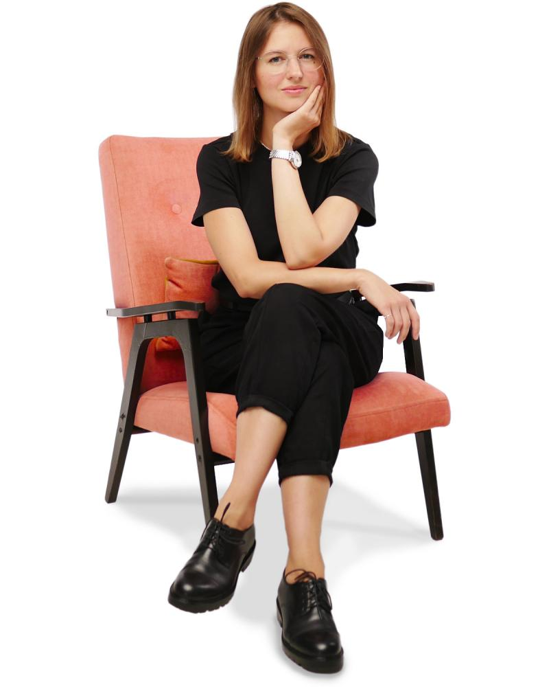 Психолог Ульяна Перегинец