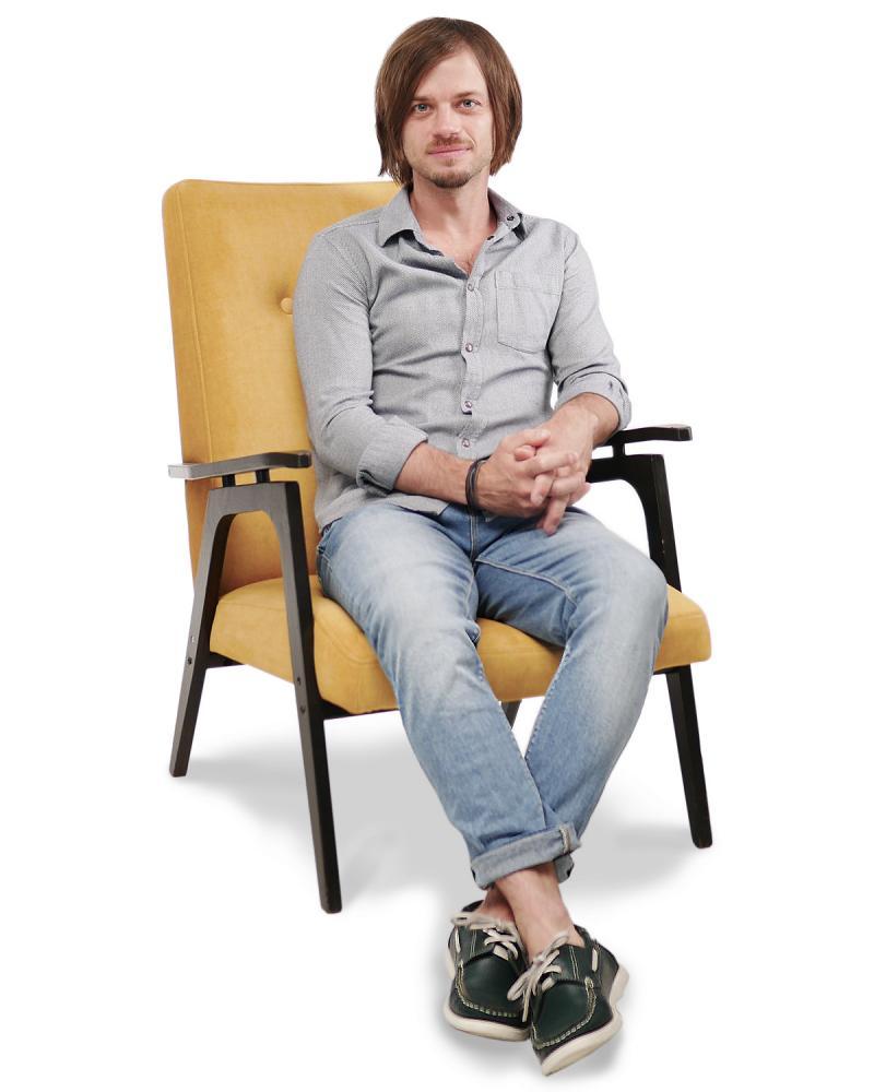 Психолог Александр Чигир
