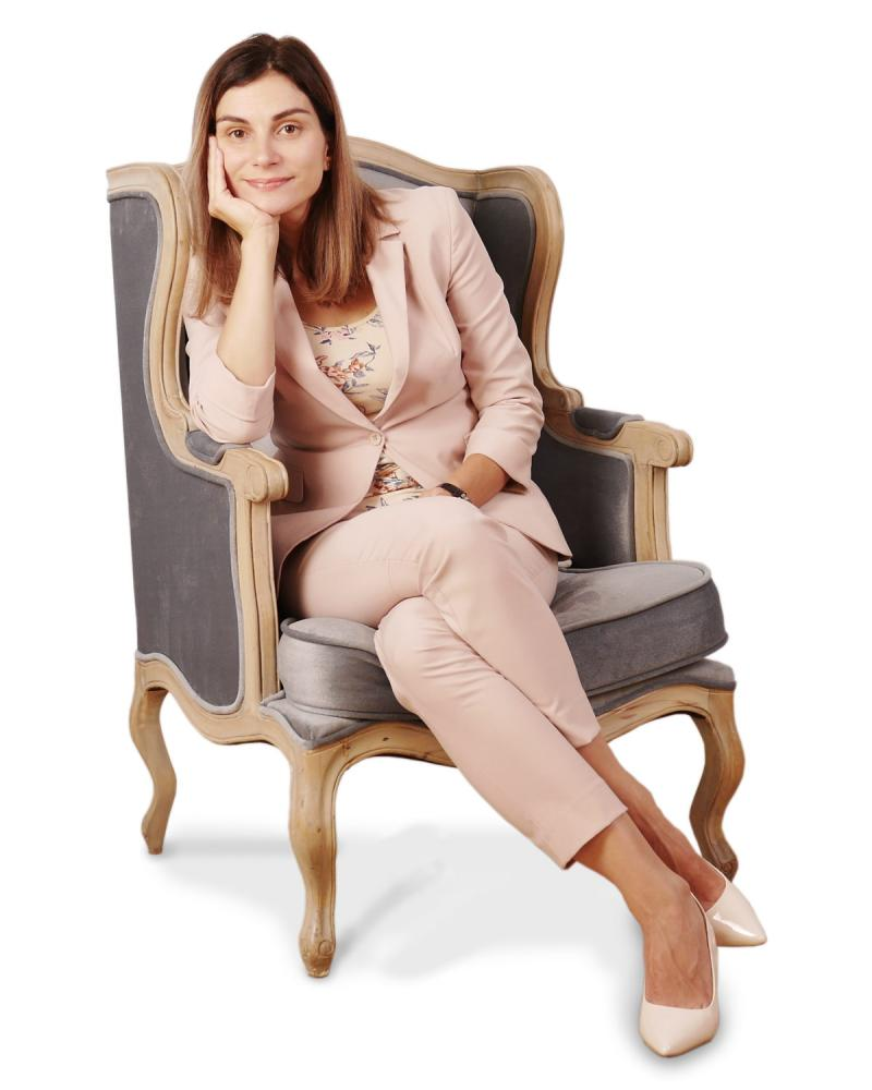 психолог Александра Тимошенко