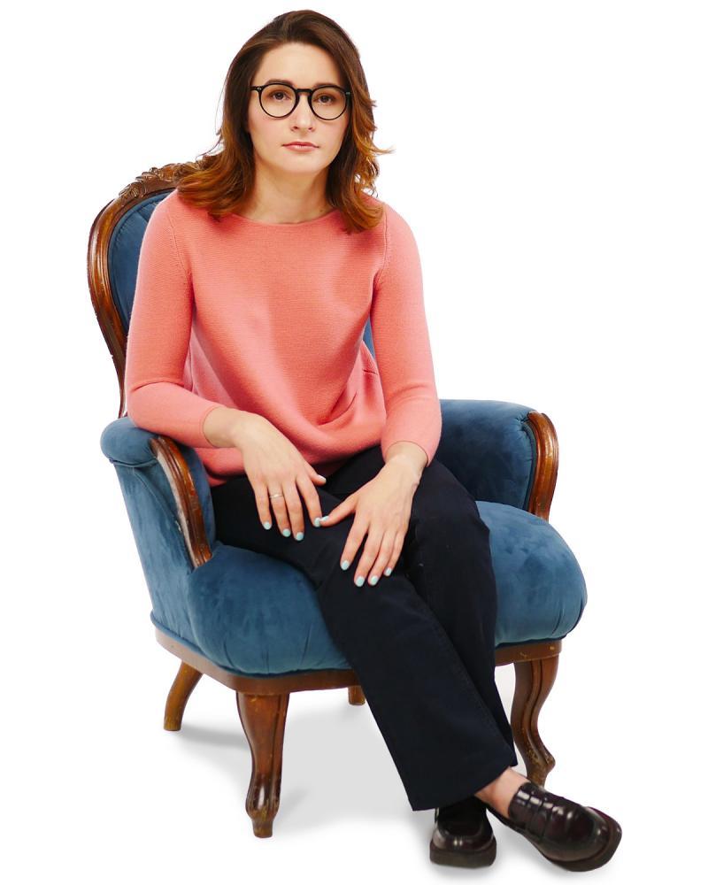 Психолог Леся Лориашвили