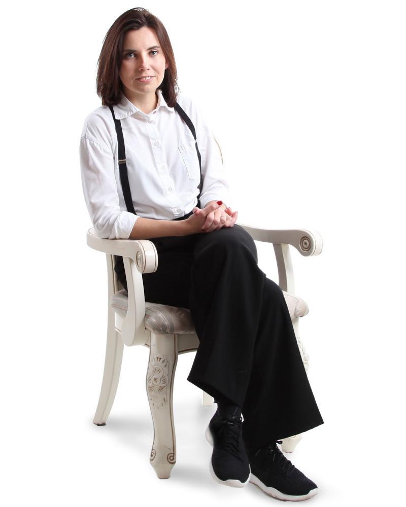 Психотерапевт Елена Сергеева