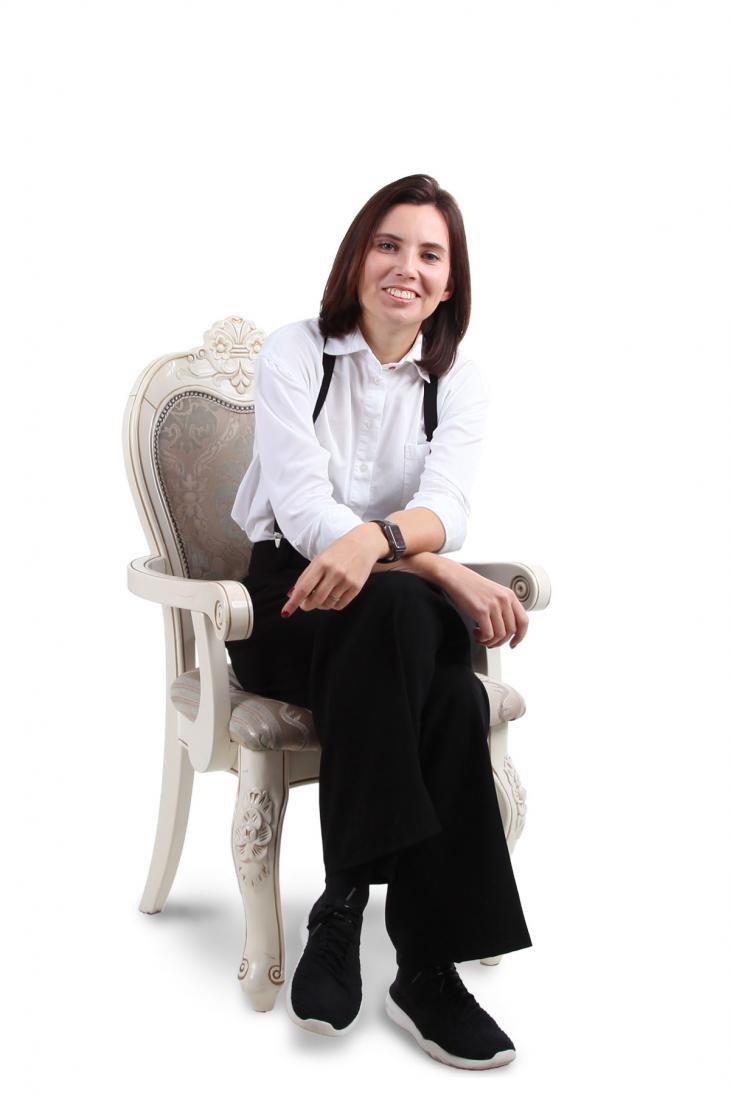 Елена Сергеева гештальт-терапевт
