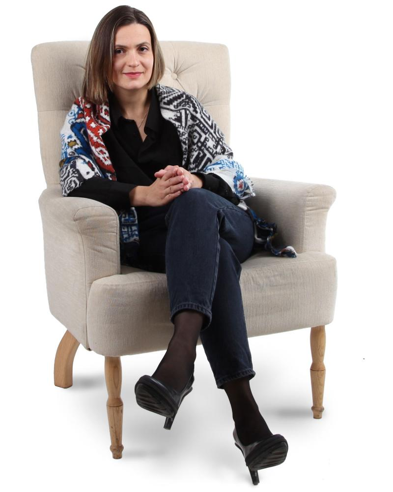 Психотерапевт Мария Макуха