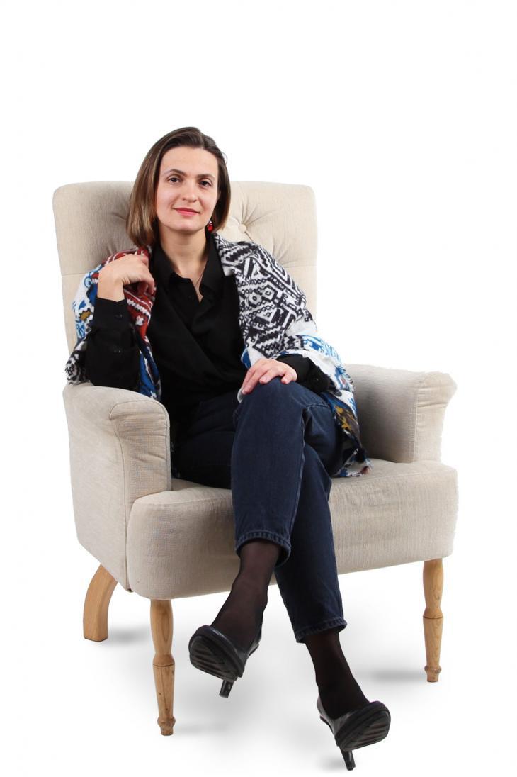 Мария Макуха гештальт-терапевт
