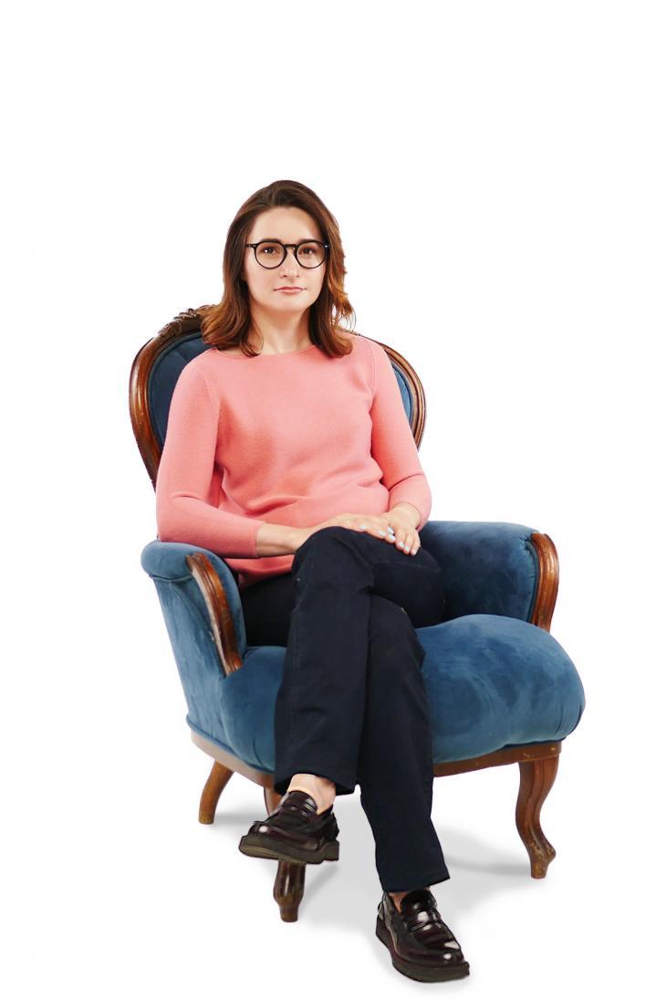 Леся Лориашвили психоаналитик