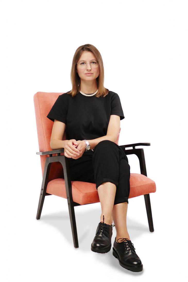Ульяна Перегинец – психолог