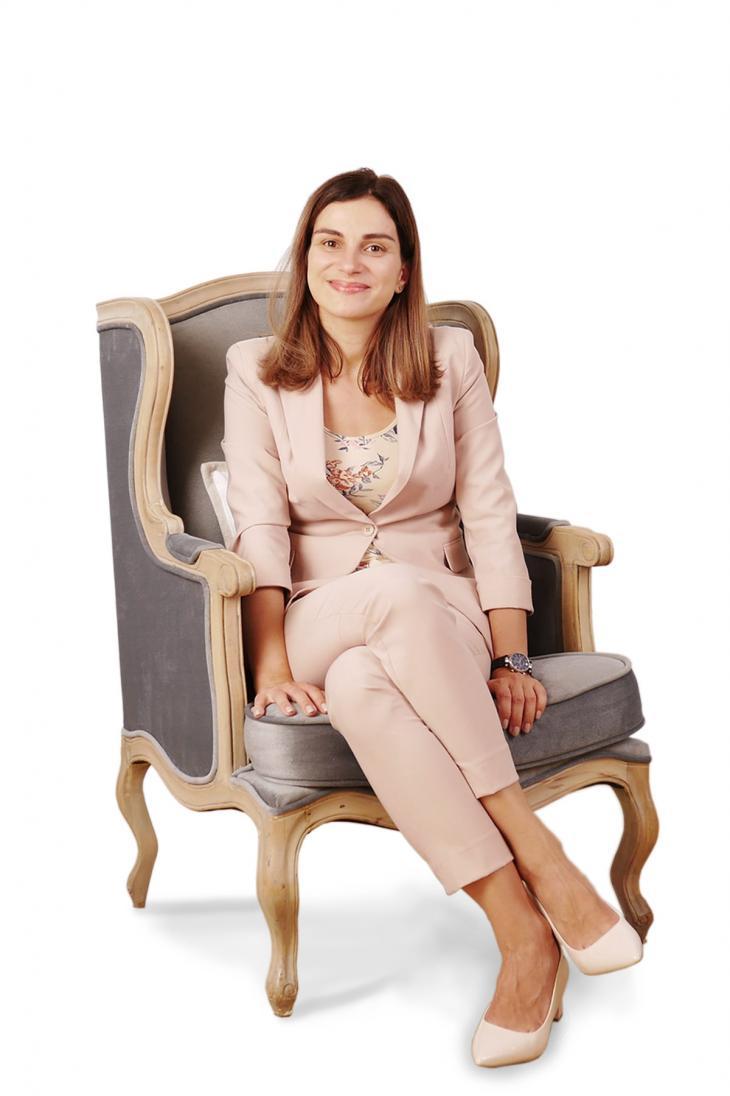 Александра Тимошенко- КБТ терапевт