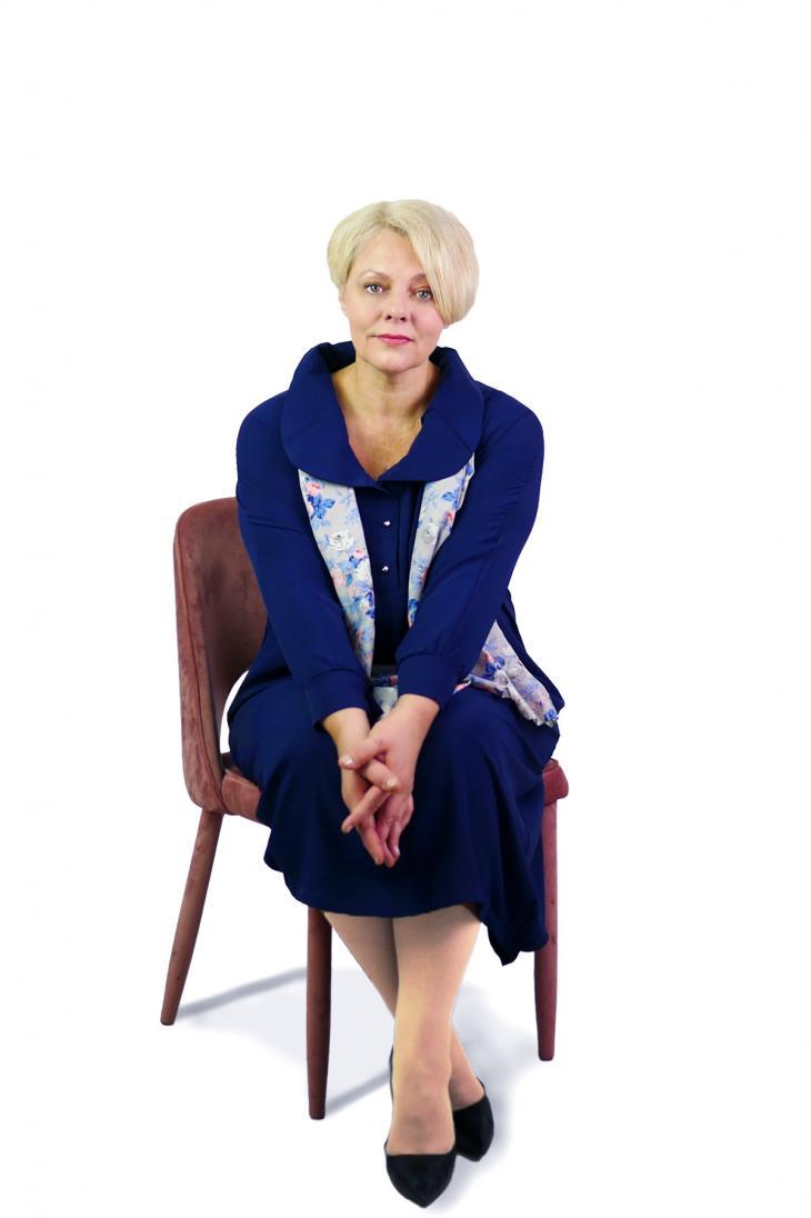 Алена Полуденная психолог