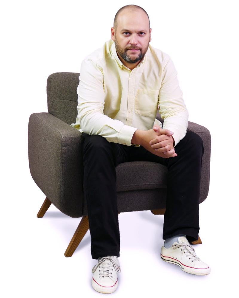Психотерапевт Дмитрий Чабан