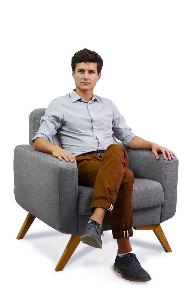 Антон Федорец, гештальт-терапевт