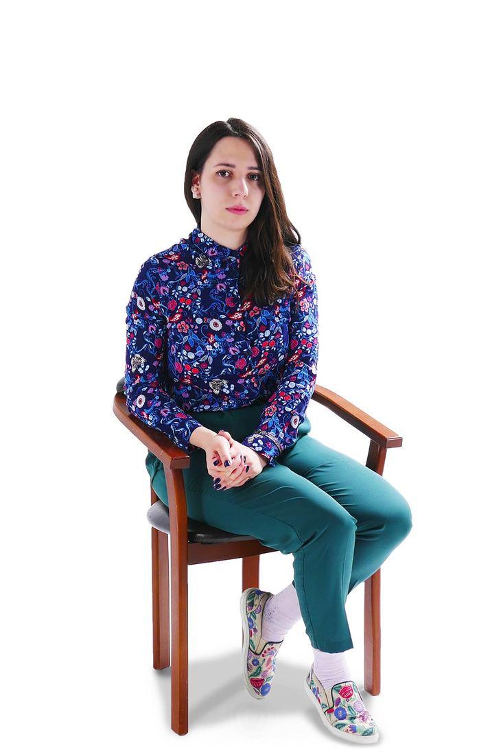 Виталина Устенко психолог