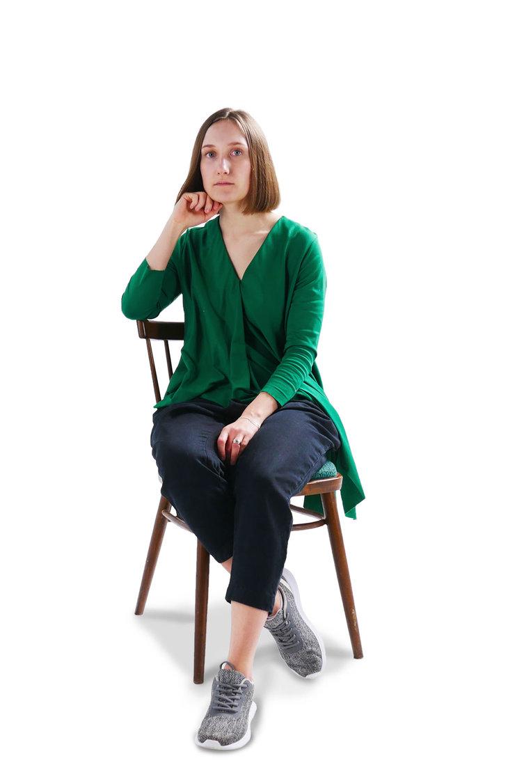 Алёна Каминская - гештальт-терапевт