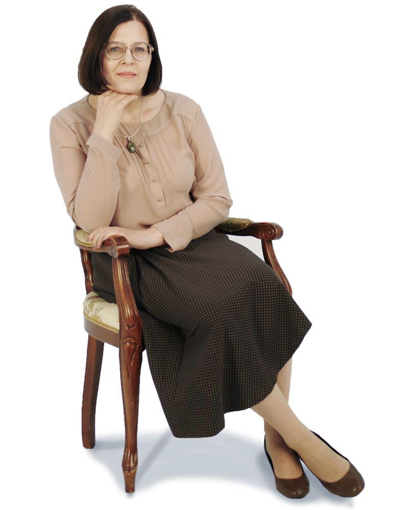 Психотерапевт Людмила Мухлынина