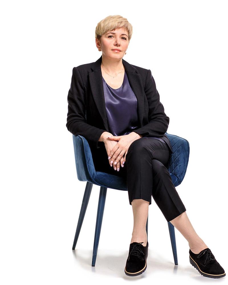 Психотерапевтка Наталья Ивахно