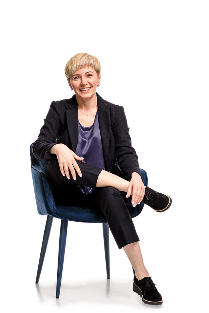 Наталья Ивахно – психотерапевт